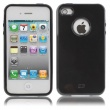 Funda Gel iPhone 4 & 4S Negra