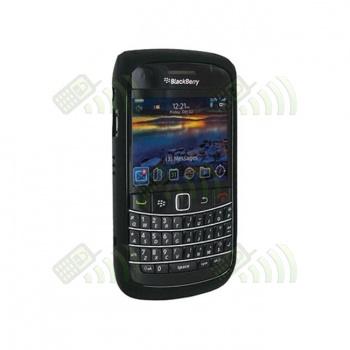Funda Silicona BB 9700/9780 Negra