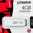 Pendrive Kingston de 4GB Datatraveler G3