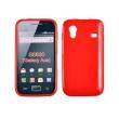 Funda Gel Samsung S5830 Galaxy Ace Roja