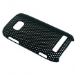 Funda Gel Nokia 710 Negro Perforada