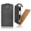 FUNDA SOLAPA iPhone 3G NEGRO