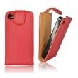 Funda Solapa LG P970 Optimus Black Roja