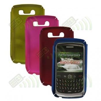 Carcasa trasera Blackberry 8900 Roja