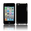 Carcasa trasera Ipod Touch 4 Negra Cristal