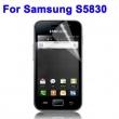 Protector Pantalla Samsung S5830 Galaxy Ace Antihuellas