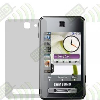 Prot. Pantalla Samsung F480 / F488