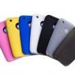 Funda Silicona Iphone 3G/3GS Semitransparente