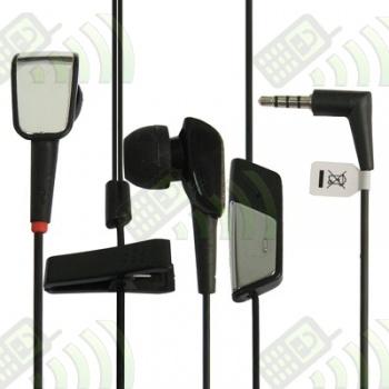 Auriculares - Manos Libres Blackberry 3.5 mm.