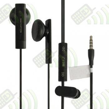 Auriculares - Manos Libres HTC Conector Jack 3.5 mm