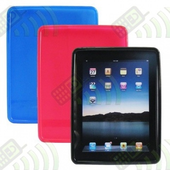 Funda Gel Ipad Azul