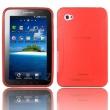 Funda Gel Samsung Galaxy Tab (GT-P1000) Roja