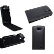 Funda Solapa Negra Samsung Galaxy R i9103