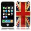 Carcasa trasera Bandera UK Ipod Touch 4