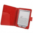 Funda Solapa para Tablet Kindle 4 Roja