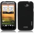 Funda Silicona HTC Nexus One X Negra