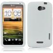 Funda Silicona HTC Nexus One X Blanco
