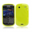 Funda Gel BB 9900 / 9930 Bold Amarillo