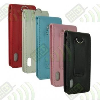 Funda Solapa iPod Nano 5 Roja