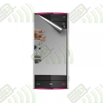 Protector Pantalla Nokia X6 Espejo