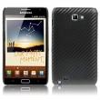 Carcasa trasera Samsung Galaxy Note Negra Carbono