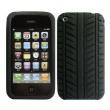 Funda Silicona Iphone 3G/3GS Negra Dise