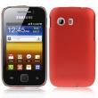 Carcasa trasera Samsung Galaxy Y S5360 Rojo