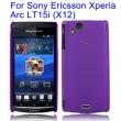 Carcasa Sony Ericsson Xperia Arc LT15i Morada