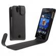 Funda Solapa Sony Ericsson Xperia Ray Negro ST18i