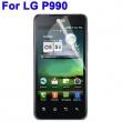 Protector Pantalla LG P990 Optimus 2X Antihuellas