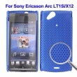 Carcasa Sony Ericsson Xperia Arc X12 Azul