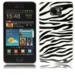 Carcasa trasera Samsung Galaxy S2 i9100 Cebra