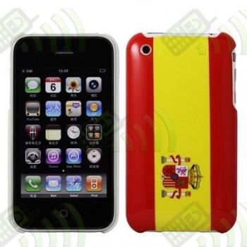 Carcasa trasera España Iphone 3G/3GS