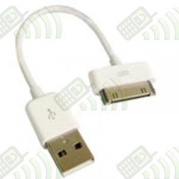 Cable USB Iphone / Ipod / Ipad 10 cm