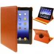 Funda Solapa Naranja con soporte para iPad 3