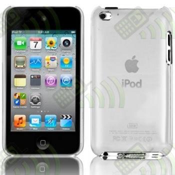 Carcasa trasera Ipod Touch 4 Transparente