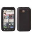 Funda Silicona Motorola MB525 Defy Negra
