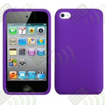 Funda Silicona Ipod Touch 4 Morada