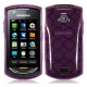 Funda Gel Samsung Onix S5620 Morada C