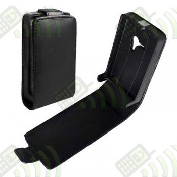 Funda Solapa Sony Ericsson Xperia X10 Mini (Modelo A)
