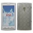 Funda Gel SE Xperia X10 Transparente C