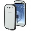 Bumper / Marco Antigolpes Samsung Galaxy S3 i9300 Negro