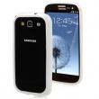 Bumper / Marco Antigolpes Samsung Galaxy S3 i9300 Blanco