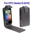 Funda Solapa HTC Desire S Negro C