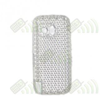 Funda Gel Nokia 5800 Transparente Diamond