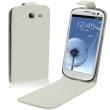 Funda Solapa Samsung Galaxy S3 Blanco