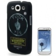 Funda TPU Galaxy S3 Funk Negro