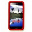 Funda Silicona Samsung Galaxy S2 i9100 Roja