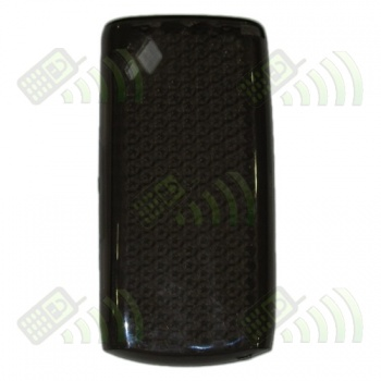 Funda Silicona Gel Samsung Wave S8500 Oscura Diamond