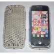 Funda Gel LG GS290 Transparente Diamond